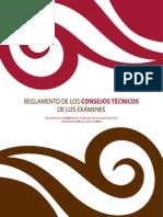 ReglamentodelosConsejoTecniscos2012