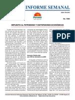 Impuesto Alpatrimonio y Distorciones Económicas. ANIF 1064 (1)