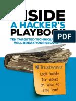 Inside a Hacker's Playbook