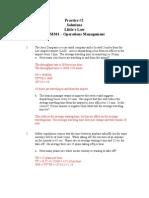Practice 2 Solution(1)_ TOm management