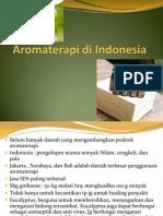 Aromaterapi Di Indonesia2013