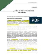 Texto2-Tecnologías de Unión y Procesos de Soldad