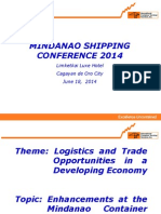 Mindanao Shipping Conference - Jose_Mari_Fernandez.ppt