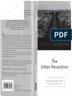Lefebvre - The Urban Revolution