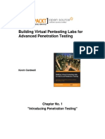 9781783284771_Building_Virtual_Pentesting_Labs_for_Advanced_Penetration_Testing_Sample_Chapter