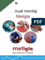 Manual Montaj Metigla Pag