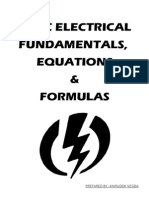 Electrical Equations