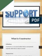 Constructor OOABAP