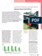 Improving Water Operator Finances Through Better Practices – Experiences From East Africa