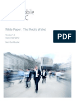 GSMA Mobile Wallet White Paper Version 1 0