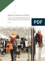 GSMA Mobile Commerce in Retail White Paper V2