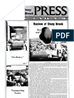 The Stony Brook Press - Volume 3, Issue 11