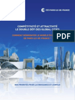 Comment Reinventer Modele Economique Paris Idf-Synthese