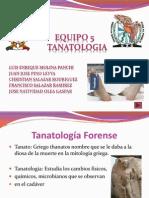Equipo 5 Tanatologia