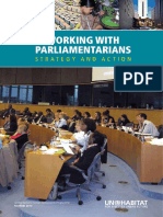 Working With Parliamentarians