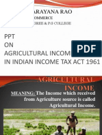 agriculturalincome