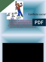 Conflicto Social Teorias Psicosociales