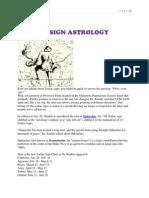 13 Sign Astrology