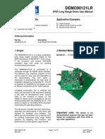 DEMO90121LR User Manual