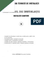 1. Manualul de Sanitare 2010