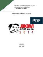 Jalan Perubahan Indonesia