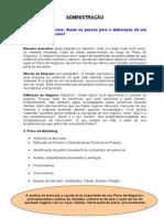 Apostila_Aula_Como Elaborar Um Planejamento Empresarial