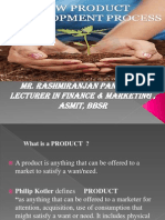 New Product Development & ITS Process