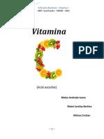 Vitamina C - referat-