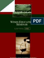 17294011 Wine Education
