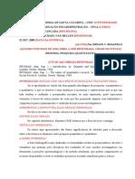 Esquema _ Modelo _ Estrutura - Resenha
