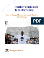 A Changemakers Guide to Storytelling 12-10-13