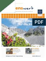 wissenswert Juni 2014 - Magazin der Leopold-Franzens-Universität Innsbruck