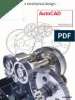 Autocad Mechanical Detail Brochure En