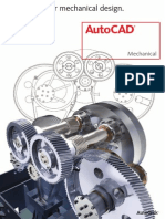 Autocad Mechanical Detail Brochure En