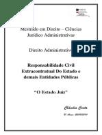 Responsabilidade Civil Extra - Contratual Da Administração Pública - Cópia - Cópia
