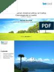 Presentación BeCool - Junio 2014 - 10 Años OLAGI Sustentabilidad en América Latina y El Caribe