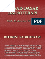 Prinsip Dasar Kemoterapi Dan Radioterapi