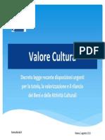Valore Cultura