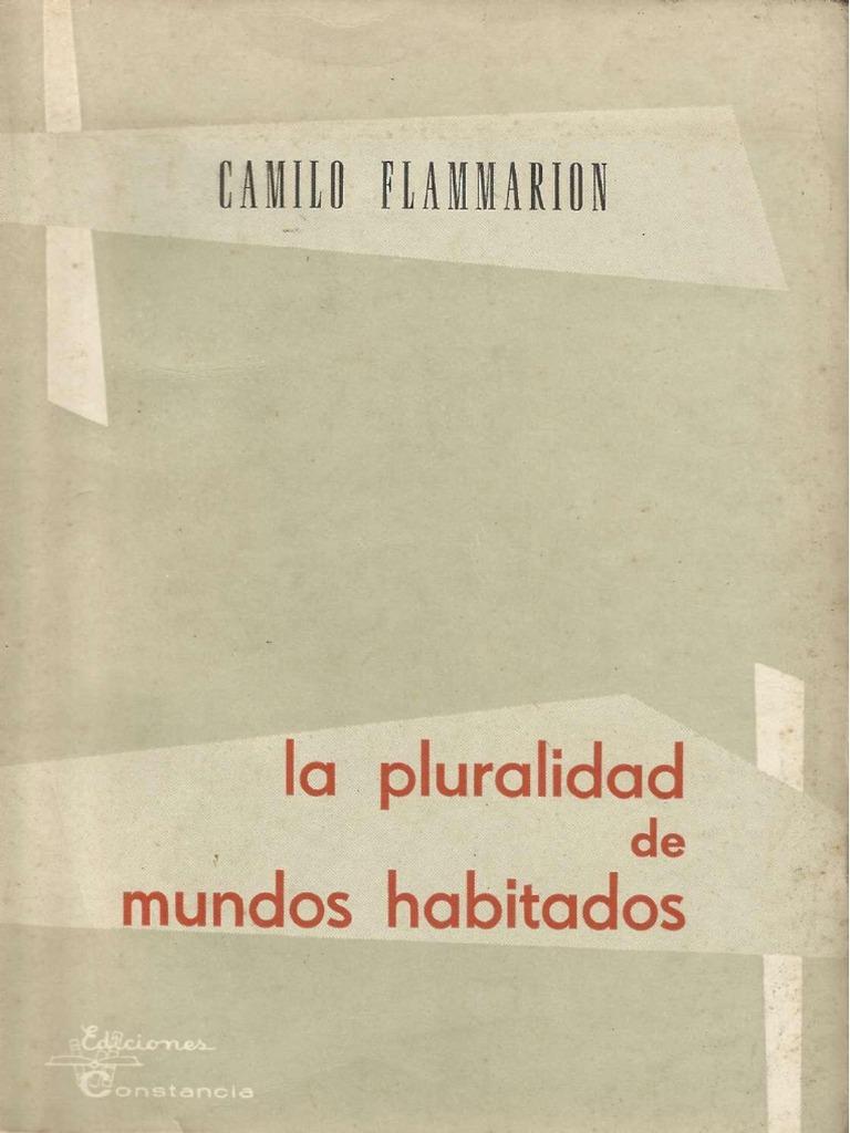Flammarion Camille Pluralidad De Mundos Habitados