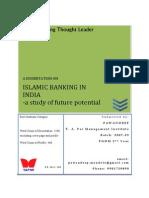 Islamic Banking in Indian