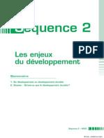 Dezvoltare Durabila in Franceza