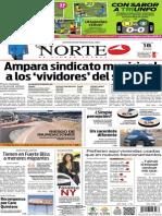 Periódico Norte edición del día miércoles 18 de junio de 2014