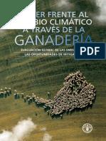 Cambio Climatico Ganaderia