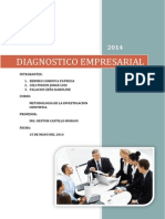 DIAGNOSTICO EMPRESARIAL