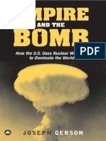 How the U.S. Uses Nuclear Weapons