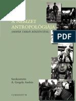 A nemzet antropológiája - Hofer Tamás köszöntése
