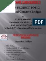 Univ Minor Rc Bridges