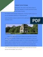 Vietnam Tourism Package