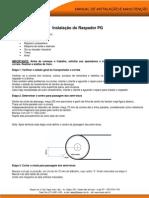 Manual de Instalação e Manutenção PG