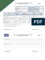 Formato de Uso Acuerdo de Desempeño Sgc